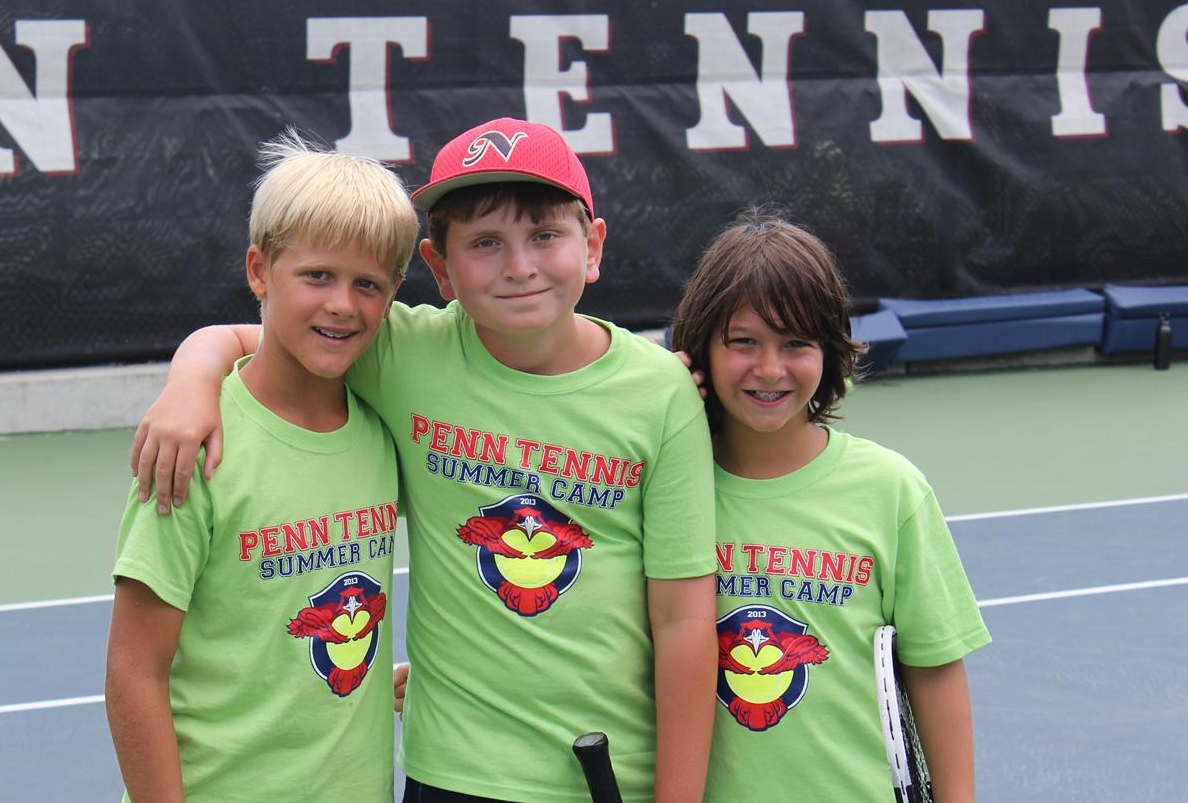 Penn Tennis Summer Camp - Novice