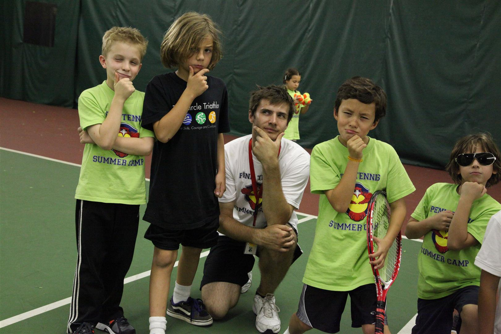 Penn Tennis Summer Camp - Pee Wee