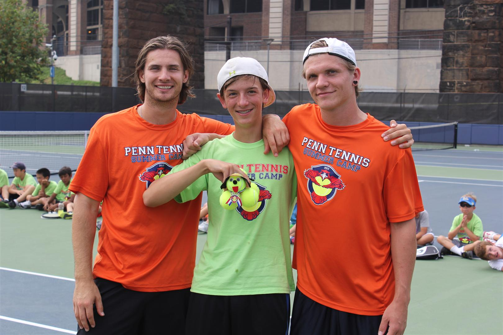 Penn Tennis Summer Camp - Elite